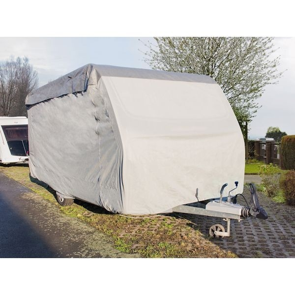 LAS Wohnwagen Schutzhülle 590 x 250 x 220 cm 16145