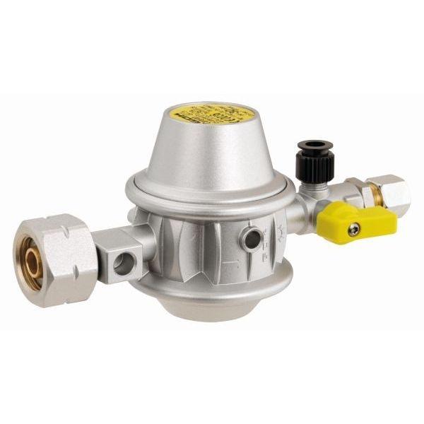 Gasdruckregler GOK Tankregler 30 mbar GF auf 10 mm RVS