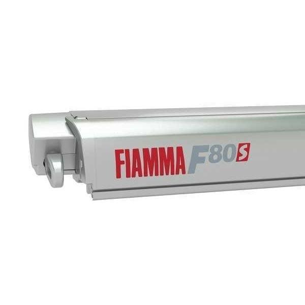 Markise FIAMMA F80 S 340 Royal grey Gehäuse titanium