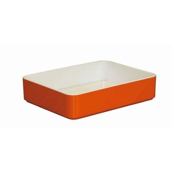 Stapeltablett GIMEX orange Gr. 1