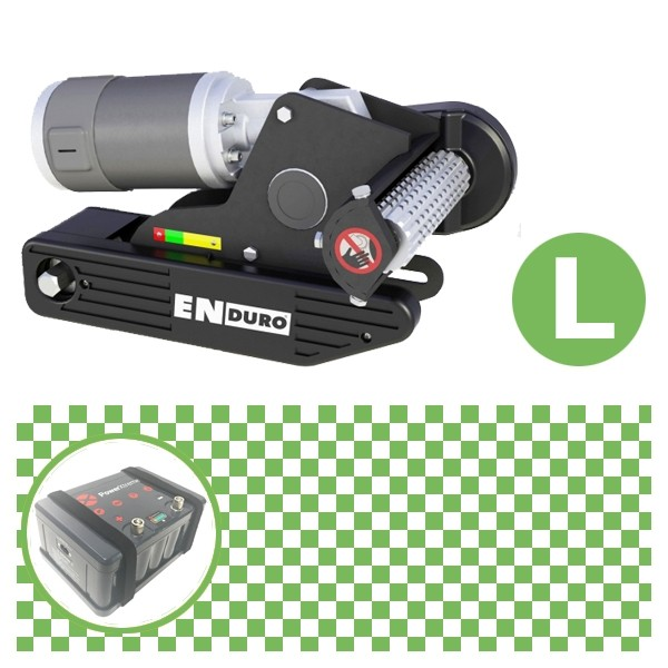 Enduro EM203 Rangierhilfe 11825 mit Power Set Green L X30