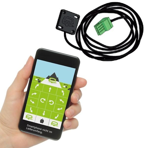 Easydriver App Steuerung Reich 227-2242 Android und iOS
