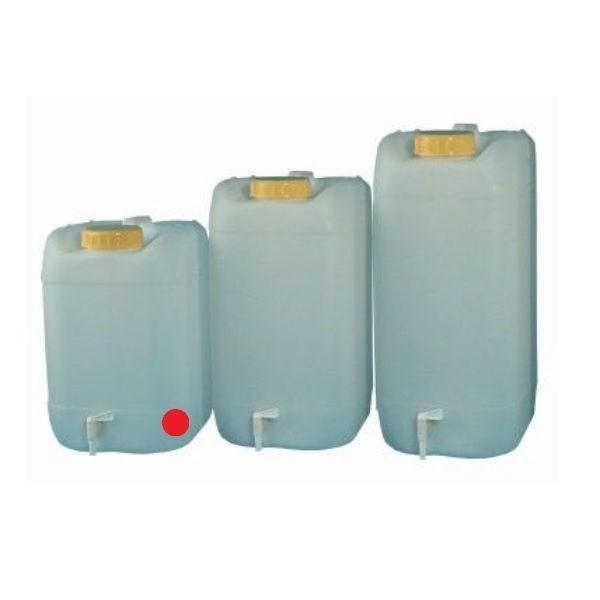 Sehr Weithals Wasserkanister COMET 20 Liter mit Auslaufhahn | Kanister LU87