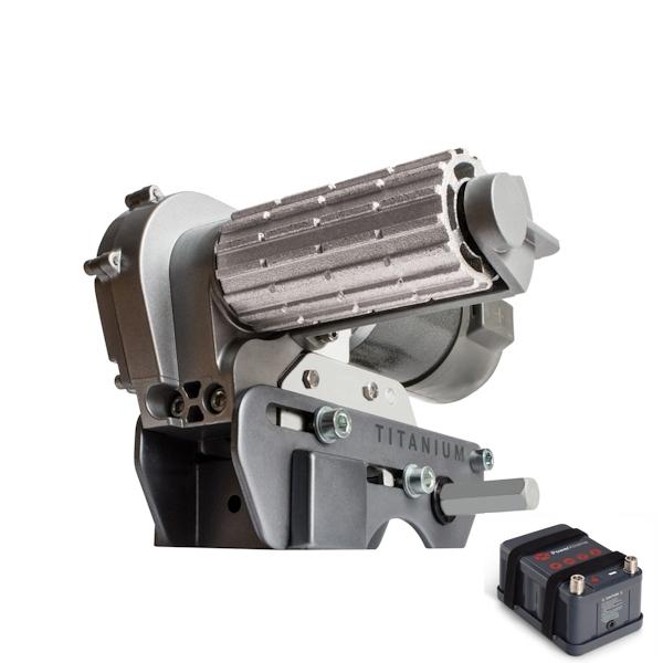 Quattro Titanium Xtreme e-Go Rangierhilfe mit PowerXtreme X10
