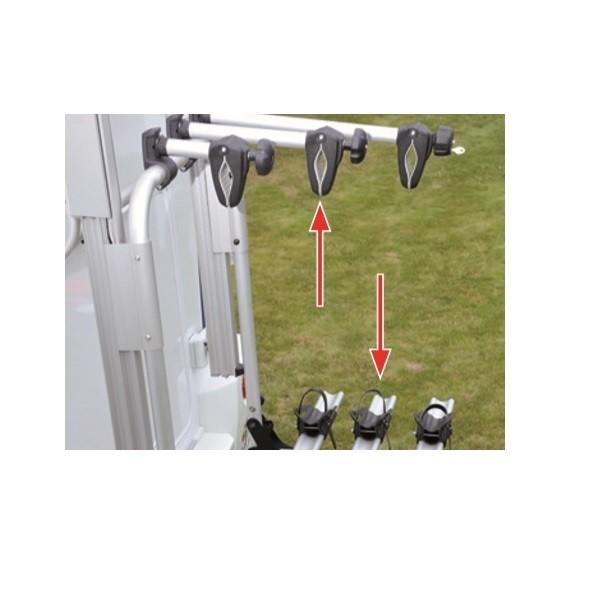 Montagesatz BR-SYSTEMS für 3. Fahrrad