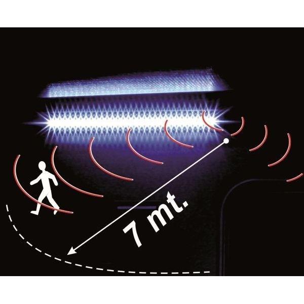 Außenleuchte FIAMMA LED Sensor Door Light