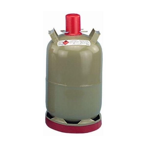 Stahl Gasflasche 11 KG leer