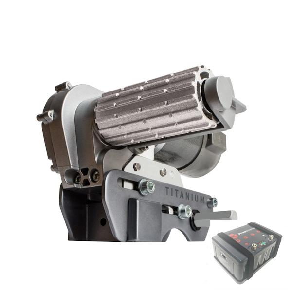 Quattro Titanium Xtreme e-Go Rangierhilfe mit PowerXtreme X20