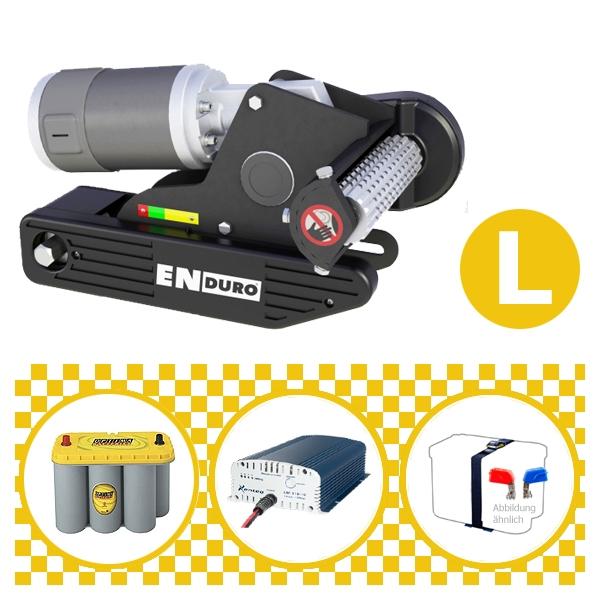 Enduro EM203 Rangierhilfe 11825 mit Power Set Yellow L
