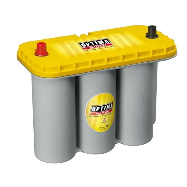 OPTIMA 75 Ah Batterie Yellow Top YT S 5.5