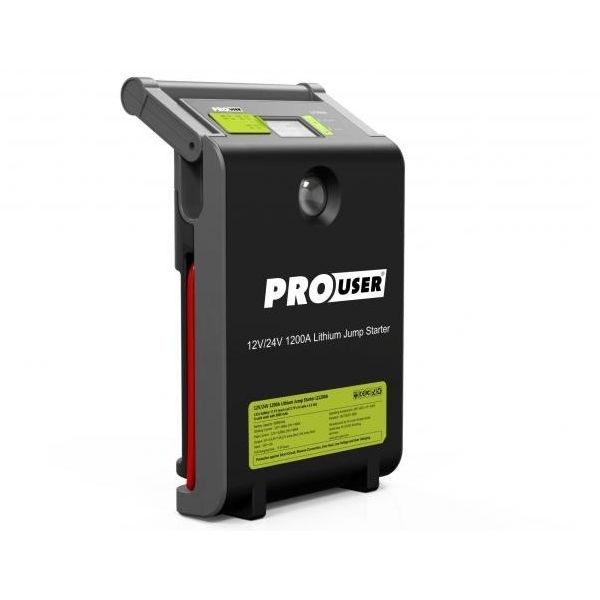 PRO USER LI 1200A Starthilfe Power Pack Jump Starter Lithium 20142 EAL 16479
