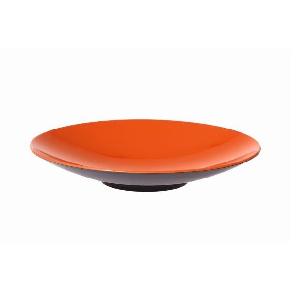 Pastateller GIMEX grau orange
