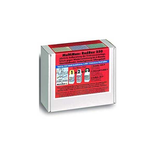 MultiBox MULTIMAN RedBox 250