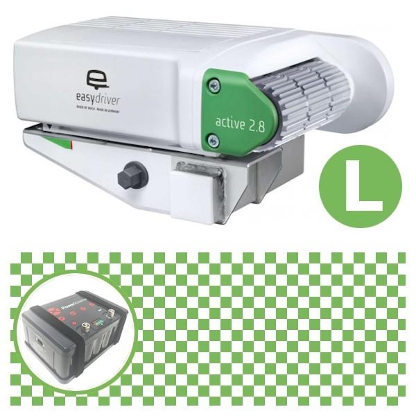 Easydriver active 2.8 Rangierhilfe Reich mit Power Set Green L X30