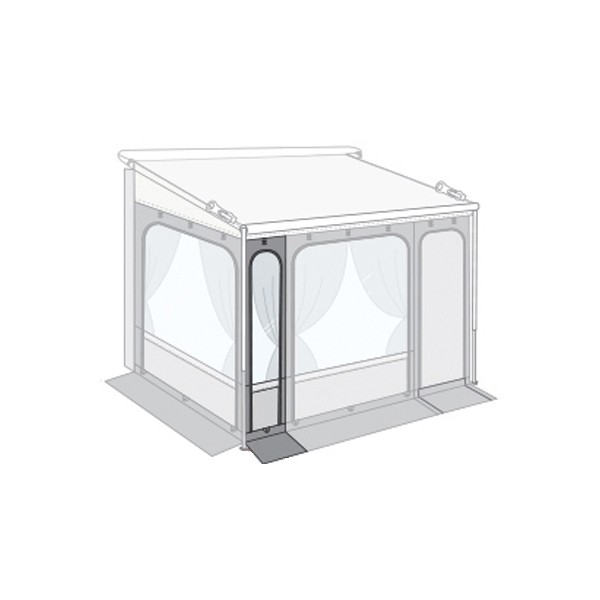 Markise FIAMMA Caravanstore ZIP XL 360 cm Royal grey