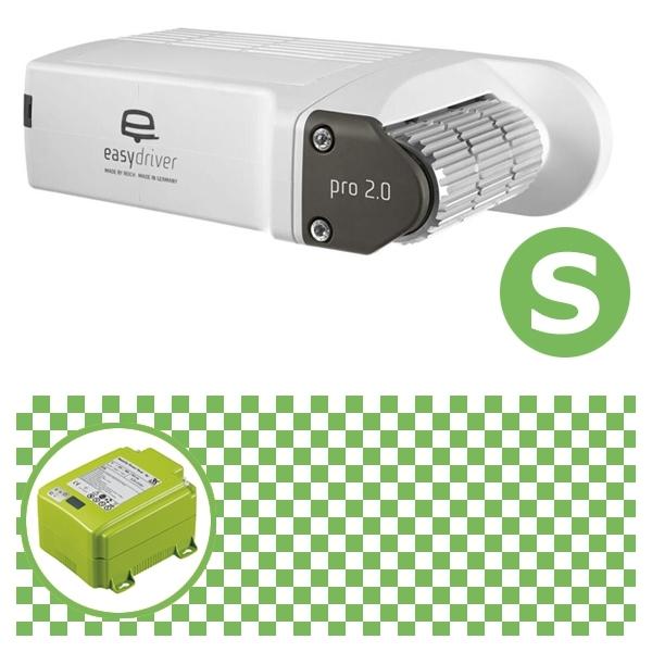 Easydriver pro 2.0 B2 Hobby BPW Rangierhilfe Reich mit Power Set Green S