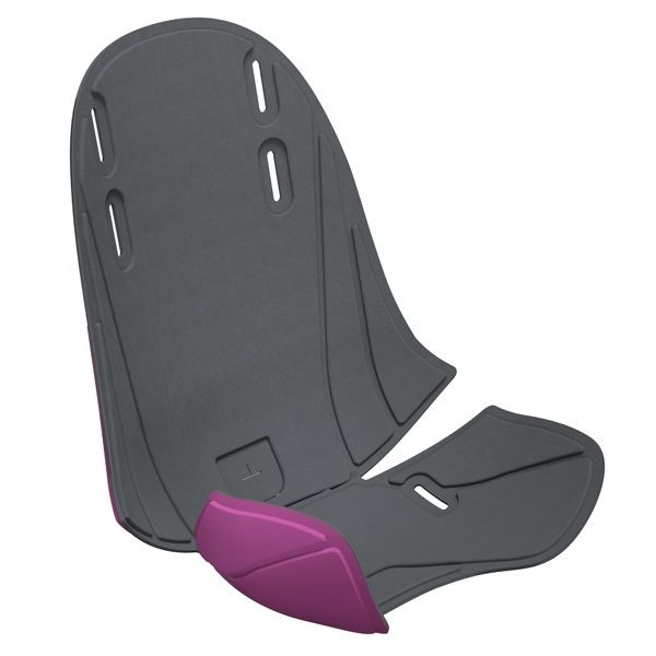 THULE RideAlong Mini Wendebezug - Dunkelgrau/Purple