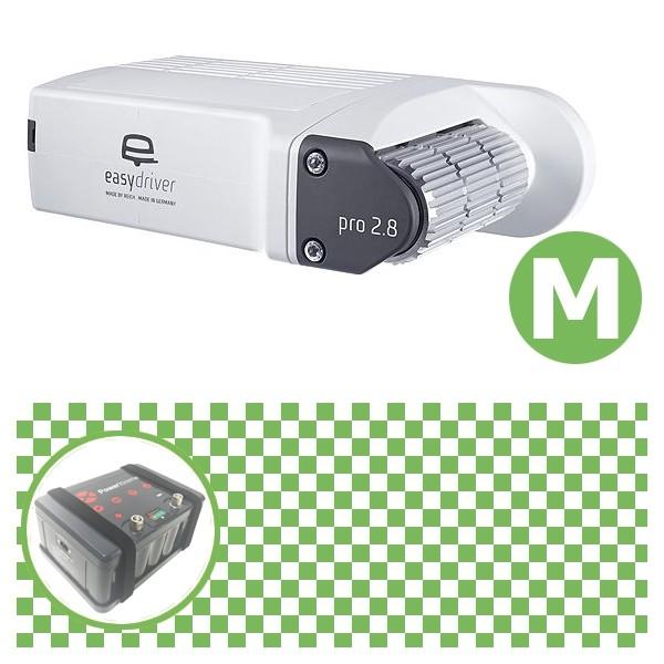 Easydriver pro 2.8 Rangierhilfe Reich mit Power Set Green M X20